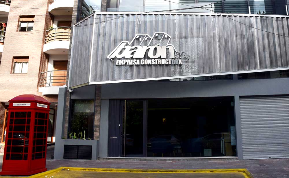 La Constructora que marcó el Boom del Crecimiento de Lomas de Zamora (Nota Clarín 2016)